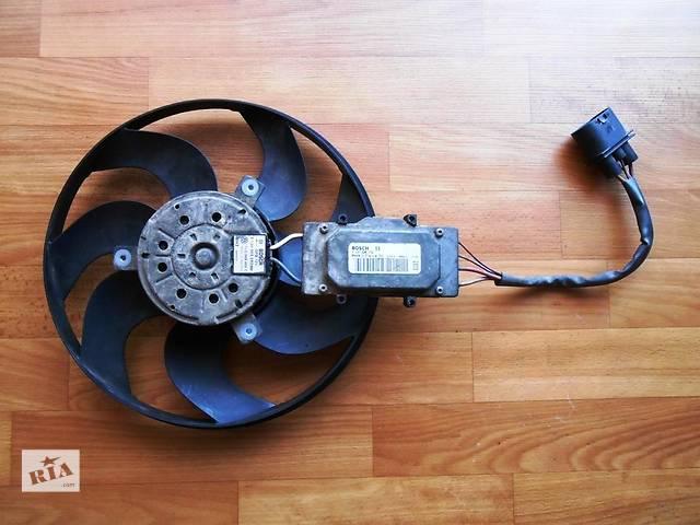 купить бу  Вентилятор осн радиатора Volkswagen Touareg Туарег 2002-2009 г.в. в Ровно