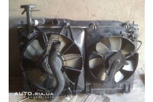 Вентиляторы осн радиатора Honda Civic