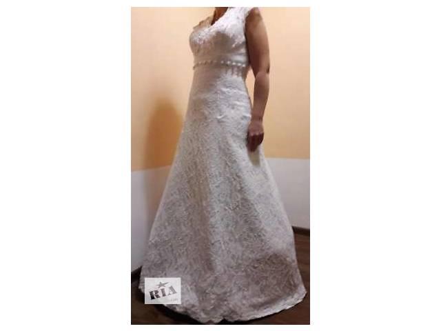 свадебное платье- объявление о продаже  в Львове