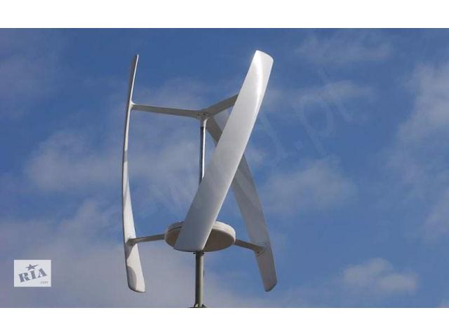Ветрогенератор 1 - 100 кВт- объявление о продаже  в Днепре (Днепропетровск)