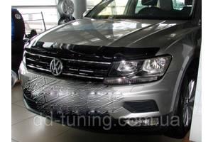Дефлекторы капота Volkswagen Tiguan
