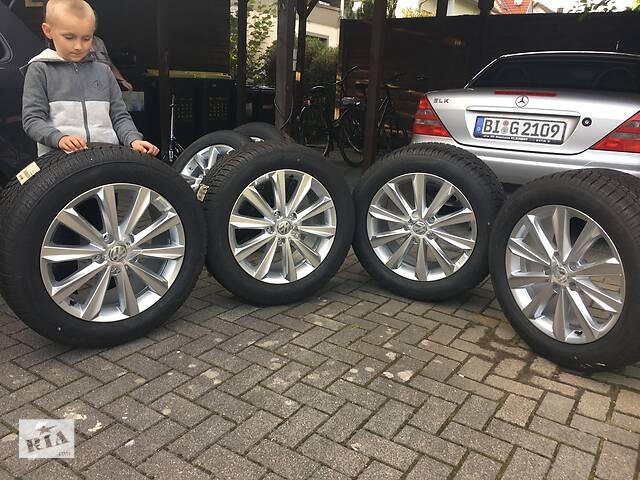бу Volkswagen Touareg 7р новий в Коростені