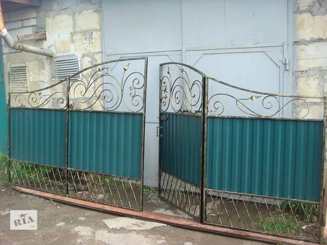 продам Ворота ковані ГОТОВІ бу в Ровно