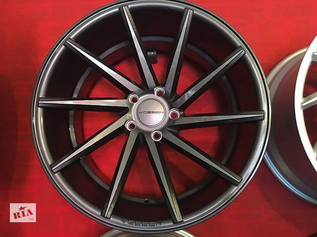 продам VOSSEN CVT для Mercedes. Новые R19, R20, R22 5x112 оригинальные диски, США бу в Харкові