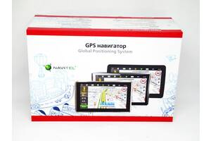 "5"" GPS навигатор Pioneer 5007 - 8gb 800mhz 256mb IGO+Navitel"