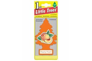 Ароматизатор воздуха Little trees Елочка Peachy Peach (ELT-peachy-peach)