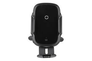 Автодержатель Baseus + Wireless Charger WXHW03 2A На присоске/фиксаторе Кабель Type-C