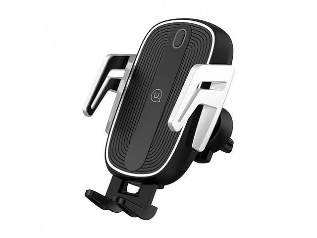 продам Автодержатель для телефона USAMS US-CD100 Automatic Touch Induction держатель для телефона черный  бу в Самборе