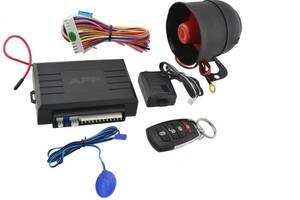 Автосигнализация Kronos Car Alarm 2 WAYKD 3000 APP5544 с сиреной (gr_010278)