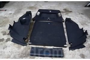Б/у коврики автомобильные (Ковёр багажника) для Volkswagen Passat CC