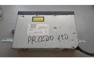 CD-Чейнджер для Toyota Land Cruiser Prado 120  8627560020