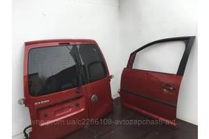Дверь задняя распашонка L+R  Volkswagen Caddy