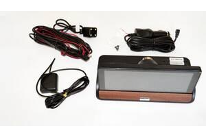 DVR T7 Видеорегистратор на торпеду -3 в 1 Android - Регистратор, GPS навигатор, камера заднего вида»