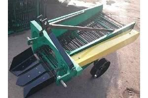 Фирменная копалка на трактор от 20 кс картофелекопалка гарантия Кардан