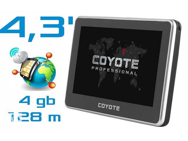 продам Gps Навигатор Coyote 428 Klein 4.3 дюйма Навигация 2020 года. Полностью Готов к Работе бу в Киеве