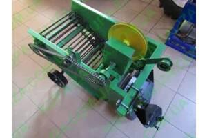 Картофелекопалка мотоблока мототрактора КМТ-1-44 копачка картоплекопач