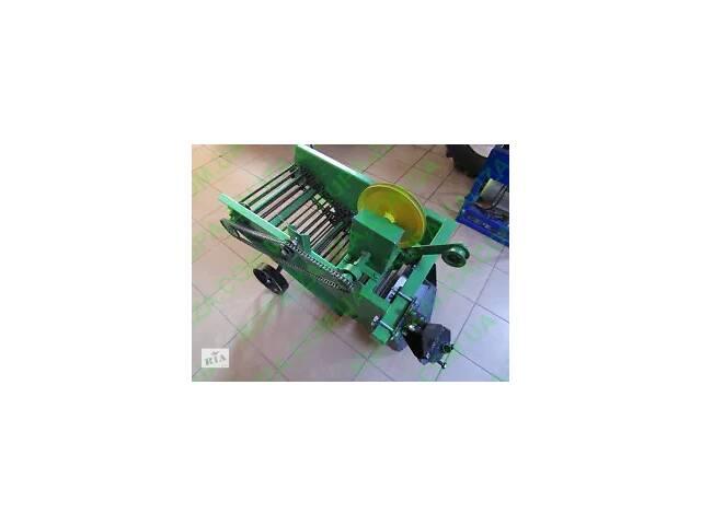 продам Картофелекопалка мотоблока мототрактора КМТ-1-44 копачка картоплекопач бу в Черкассах
