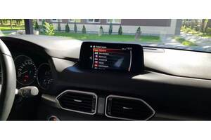 Карты навигации Mazda 2020 Европа Украина 3 6 cx-3 cx-5 cx-9