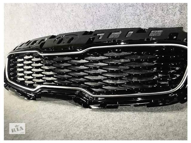 бу Новые решетки радиатора Sportage 86350-F1500 в Киеве