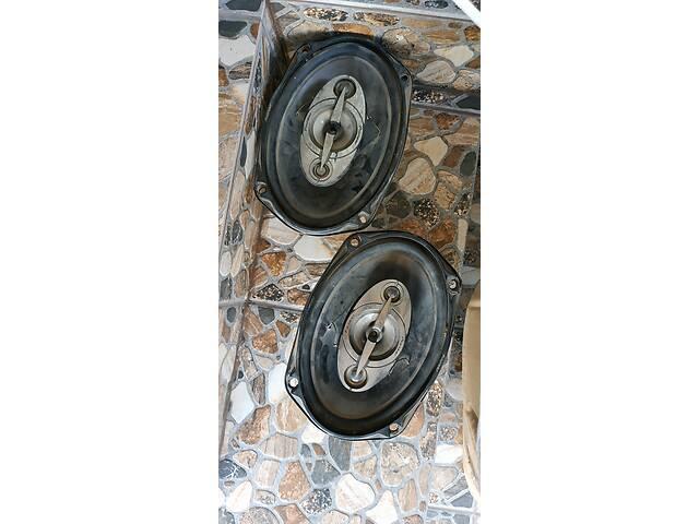 продам Колонки для авто PIONEER бу TS-A6916 350W бу в Бучаче