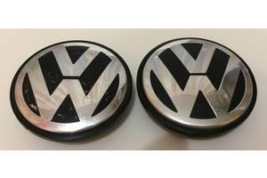 Колпачок Volkswagen (значек) для колесного диска