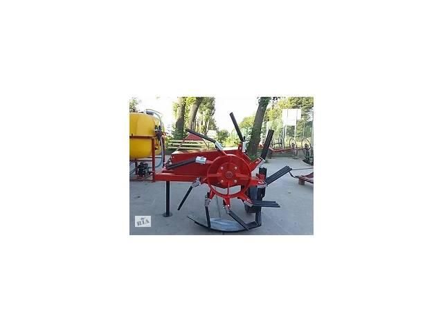 купить бу ОРИГІНАЛ Картофелекопалка швырялка однорядная Wirax копачка швирялка в Луцке