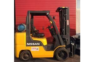 Погрузчик (навантажувач) Nissan 3.6т 2006р Газ