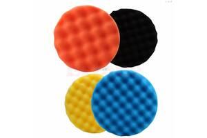 Полировальный круг (полировочная губка) Комплект 4шт