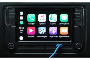 Rcd330 Plus Carplay, Android Avto. оригинальная магнитола Vw, Skoda
