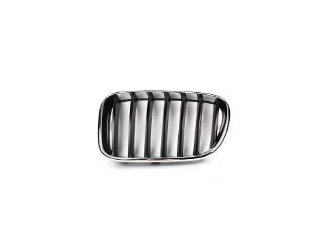 Решетка радиатора левая (хром/черная) BMW X3 F25 '10-14 (FPS)- объявление о продаже  в Киеве
