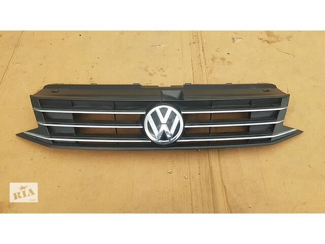 Решітка радіатора VW Polo седан 11р- решетка радиатора поло 6RU853653B- объявление о продаже   в Украине