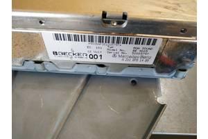 Усилитель (аудио система) Hamman Becker Mercedes W211 02-09