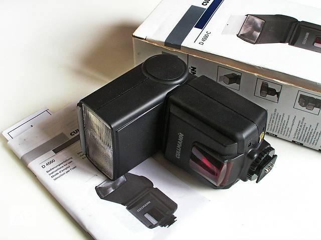 купить бу Вспышка Cullmann D4500-C для Canon в Киеве