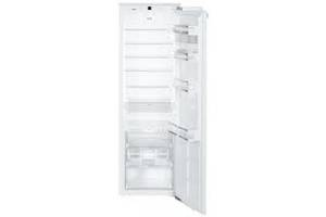 Вбудовані двокамерні холодильники Liebherr