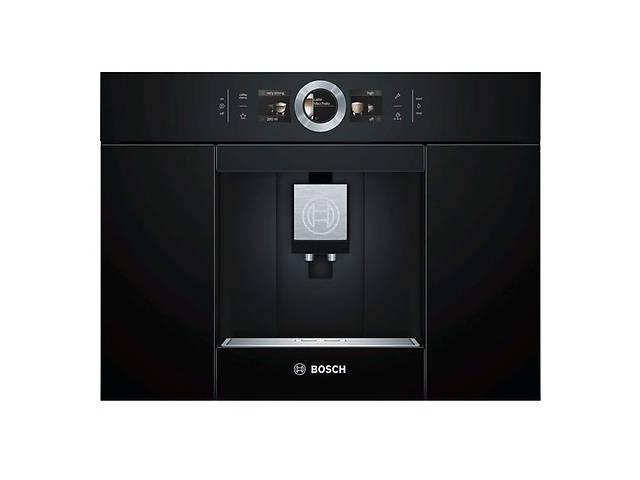 купить бу Встраиваемая кофеварка Bosch CTL636EB1 в Киеве