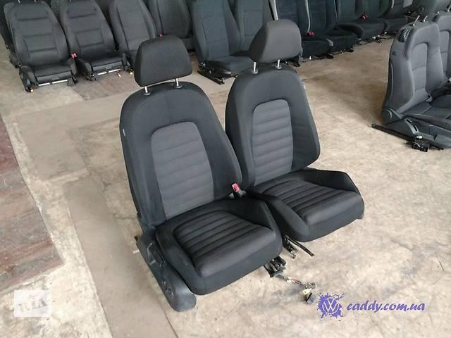 купить бу VW Passat CC - передние сиденья в Киеве