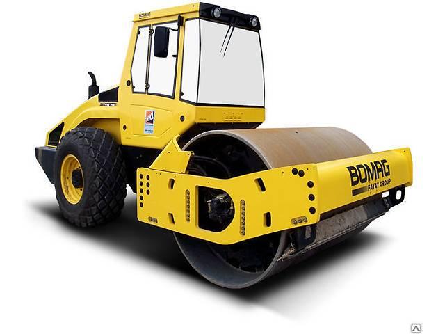 купить бу Виброкаток грунтовой Bomag BW 213, BW 216.  в Украине