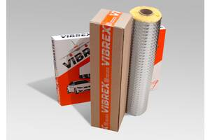Виброизоляция Vibrex Master 2*500*4000 рулон
