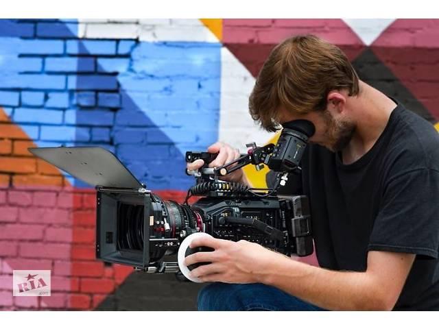 купить бу Видео для бизнеса, реклама, промо, контент для компаний, фирм, предприятий, видео продакшн в Киеве, продающий ролик  в Украине