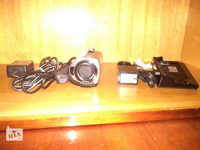 купить бу Видеокамера  Sony DCR-SR 62 E в Калиновке (Винницкой обл.)