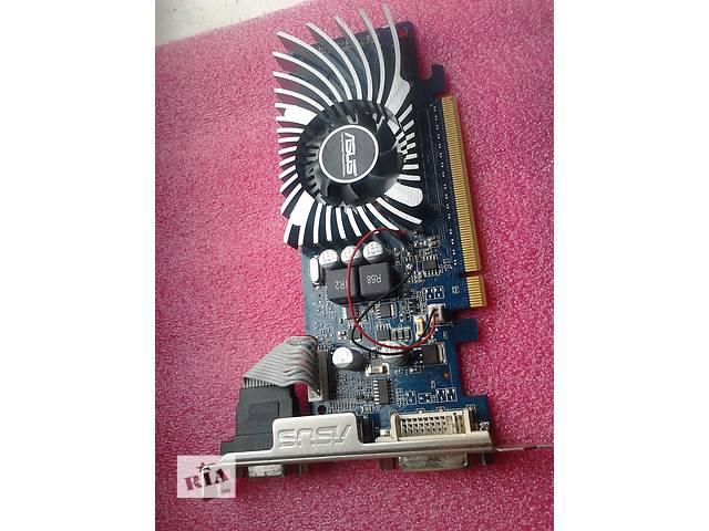 купить бу Видеокарта ASUS nvidia GT 210 , 512Mb , DDR2 в Чернигове