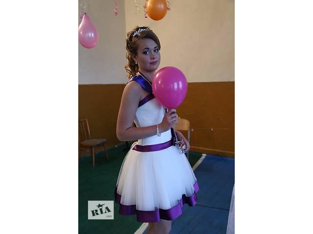 купить бу Выпускное платье в Львове