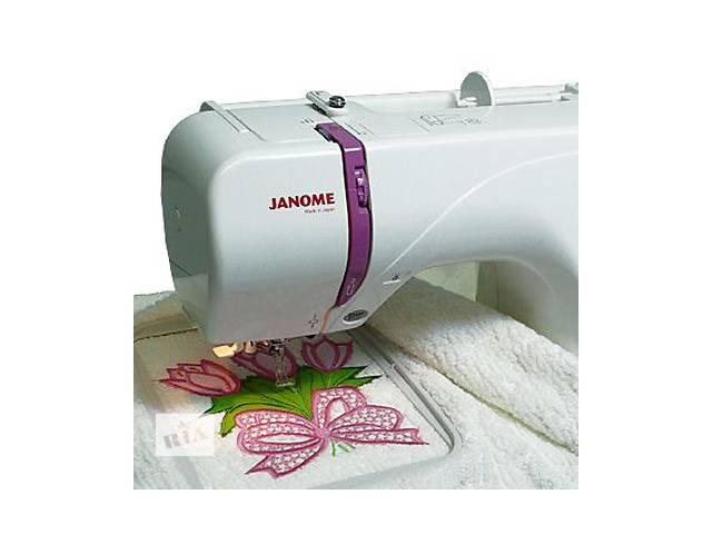 продам Вышивальная машинка JANOME 350E бу в Киеве