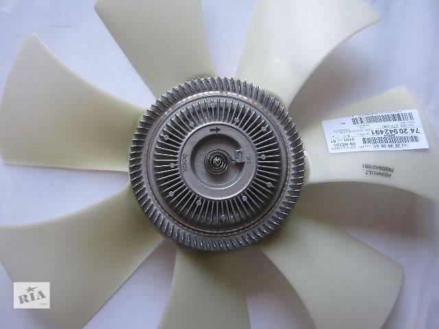 продам Вискомуфта/крыльчатка вентилятора Renault Mascott бу в Ковеле