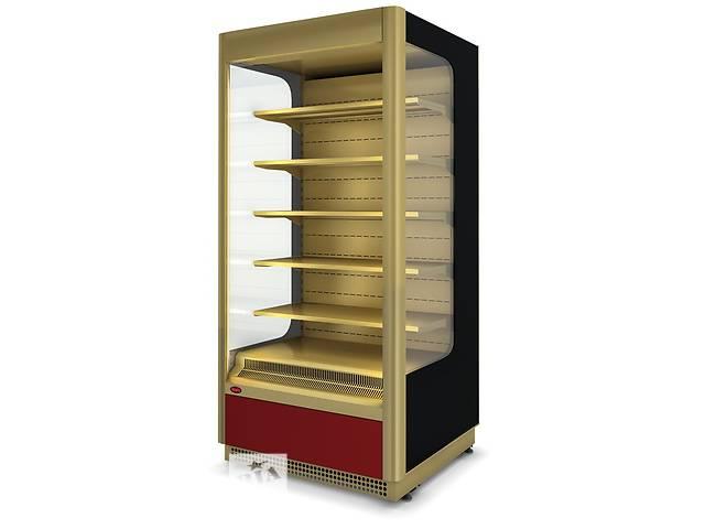 купить бу Витрина холодильная (пристенная) VSp-0,95 VENETO под заказ в Киеве