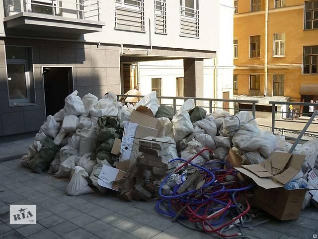 бу Вывоз строительного мусора Паритет-Украина в Киевской области