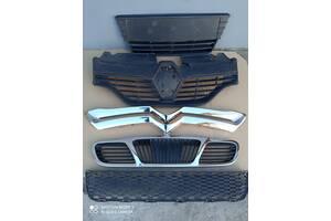 Вживаний решітка радіатора для Renault Logan 2