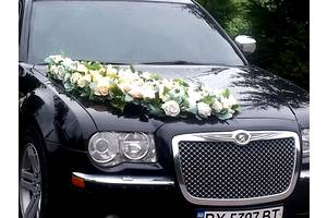 Chrysler 300C на свадьбу, трансферы по Украине