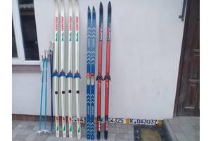 б/у Беговые лыжи