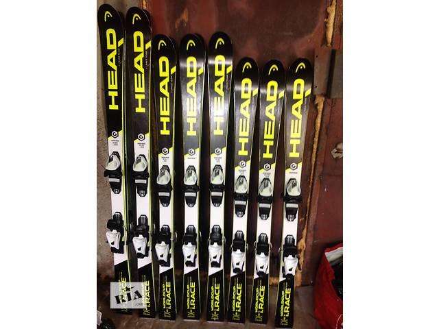Лыжи HEAD 130, 140, 150. Отправка по всей Украине!- объявление о продаже  в Львове